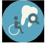 障害者歯科診療の詳細はこちら